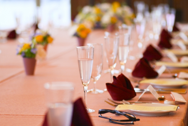 結婚式での乾杯挨拶を依頼された 短い方がいいの 最適な長さは