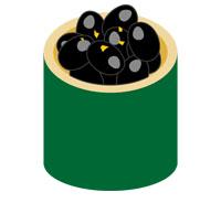 おせち料理黒豆