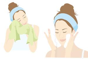 乾燥肌原因と対策
