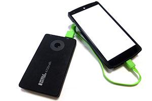 モバイルバッテリーのレンタル