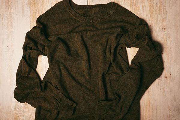 セーターの洗い方、洗濯機でも大丈夫?