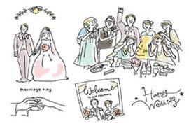 結婚式の人数を増やすと赤字