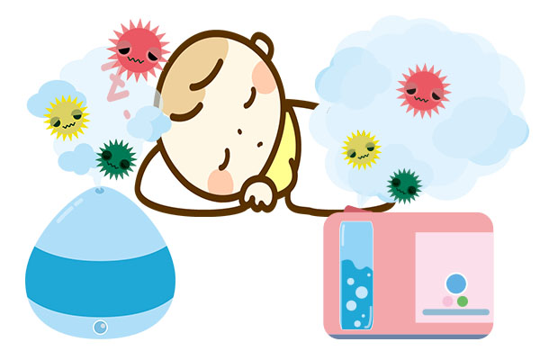 赤ちゃん 加湿器