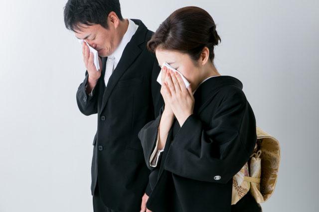 結婚式両親号泣
