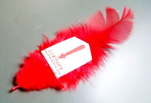 赤い羽根とは?