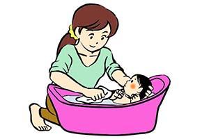新生児にベビーバスって必要?