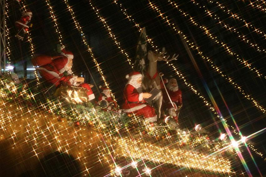 福岡天神のクリスマスマーケット2