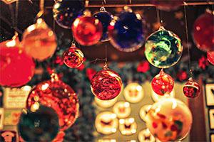 クリスマスマーケット大阪