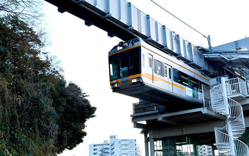 湘南モノレール 湘南江ノ島駅