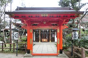 初詣 愛宕神社(東京都)