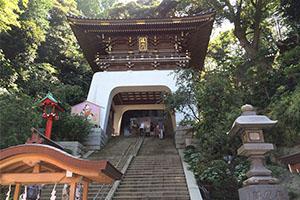 神奈川県で初詣 江島神社
