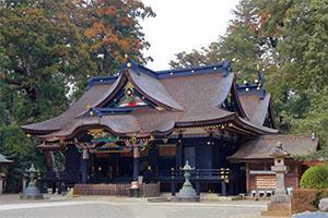 香取神宮に初詣