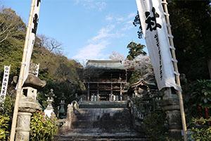 伊奈波神社のお宮参り
