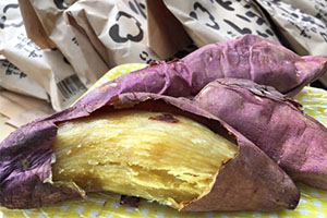 焼き芋の保存方法!