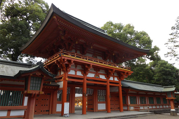 大宮氷川神社(武蔵国一之宮)