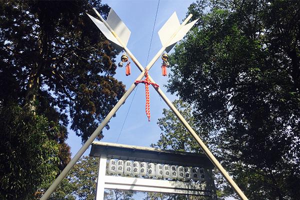 滋賀県 田村神社